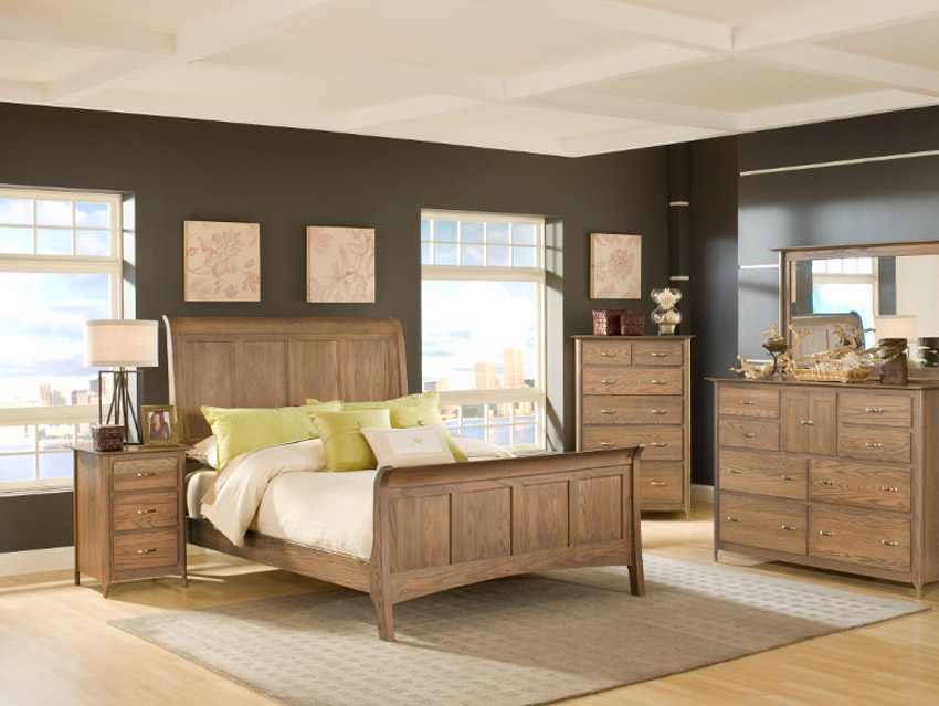 Bedroom Set Featured In Asheville Furniture Store, Design Avenue Home  Furnishings.